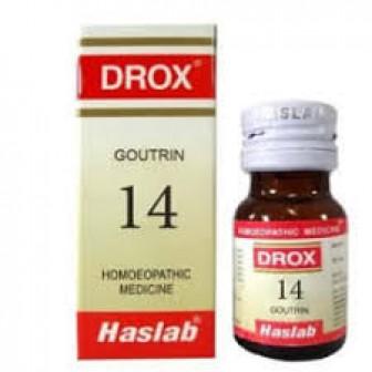 Drox 14 Goutrin Drops (30 ml)