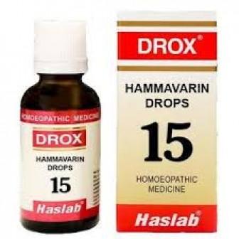 Drox 15 Hammaverin Drops (30 ml)