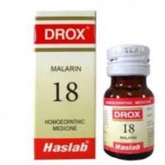 Drox 18 Malarin Drops (30 ml)