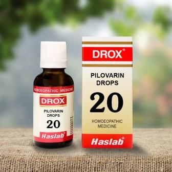 Drox 20 Pilovarin Drops (30 ml)