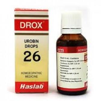 Drox 26 Urobin Drops (30 ml)