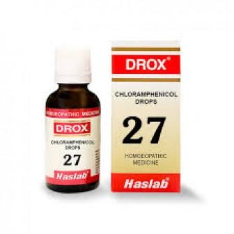 Drox 27 Chloramphenicol (30 ml)