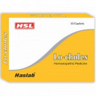 Lo-Choles Tablets (10 Tab)