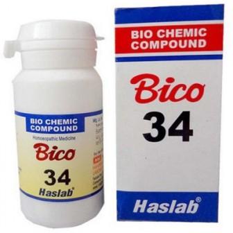 Bico 34 Falling of Hair (20 gm)