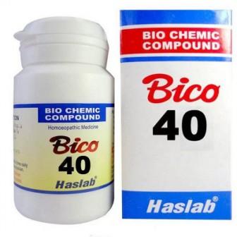 Bico 40 Allergy & Immunity (20 gm)