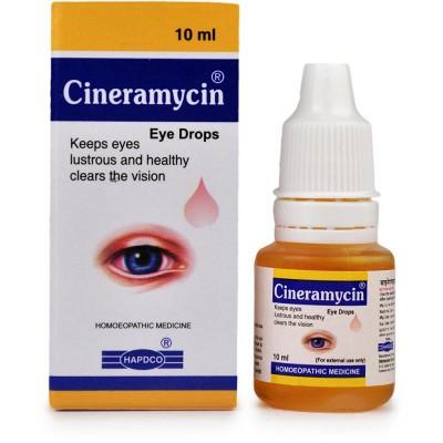 Cineramycin Eye Drops (10 ml)