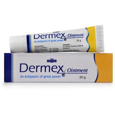 Dermex Ointment (20 gm)