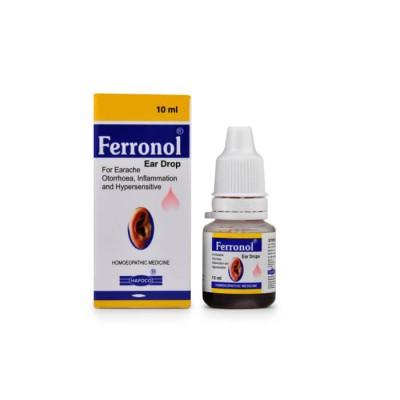 Ferronol Ear Drops (10ml)