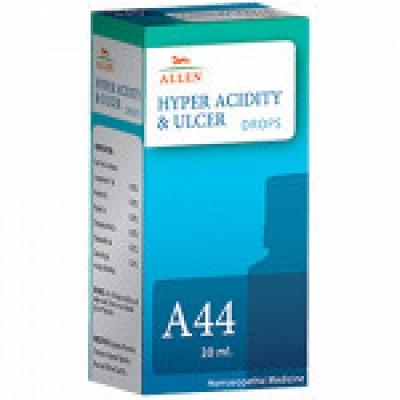 A44 Hyper Acidity & Ulcer Drop (30 ml)