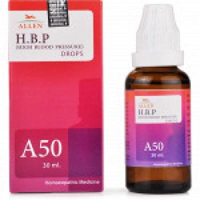A50 High Blood Pressure Drop (30 ml)