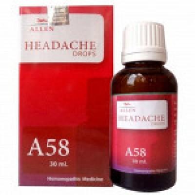 A58 Headache Drop (30 ml)