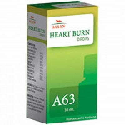 A63 Heart Burn Drop (30 ml)
