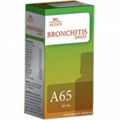 A65 Bronchitis Drop (30 ml )