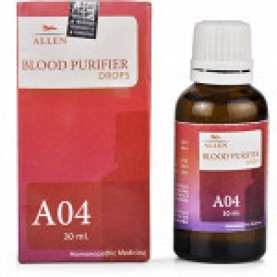 A4 Blood Purifier Drop (30 ml)