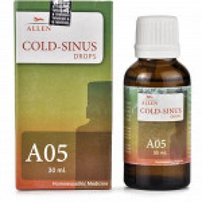 A5 Cold Sinus Drop (30 ml)