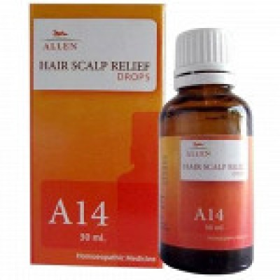 A14 Hair Scalp Relief Drop (30 ml)