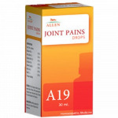 A19 Joint Pain Drop (30 ml)