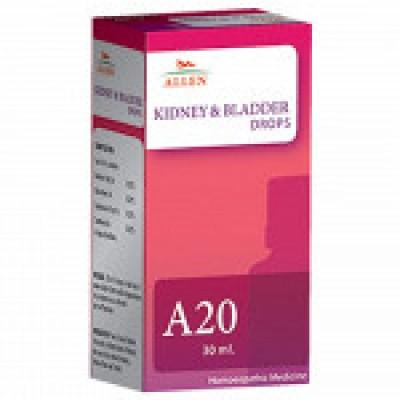 A20 Kidney & Bladder Drop (30 ml)