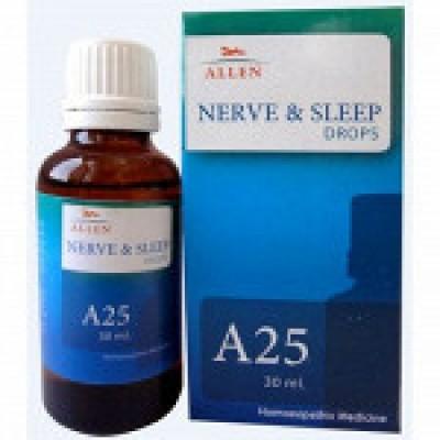 A25 Nerve & Sleep Drop (30 ml)