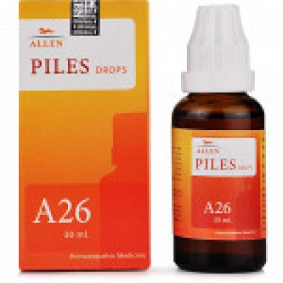A26 Piles Drop (30 ml)
