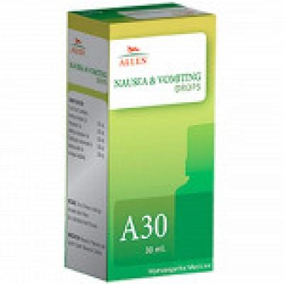 A30 Nausea & Vomiting Drop (30 ml)