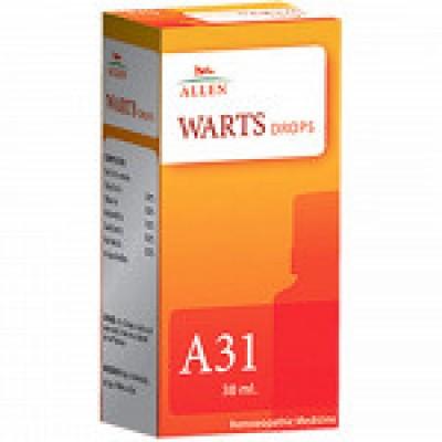 A31 Warts Drop (30 ml)