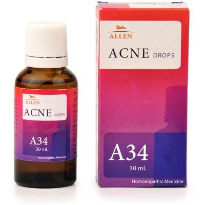 A34 Acne Drop (30 ml)