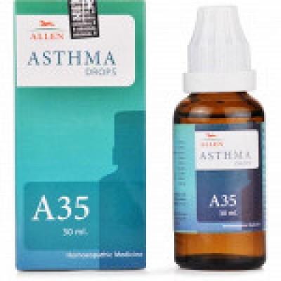 A35 Asthma Drop (30 ml)