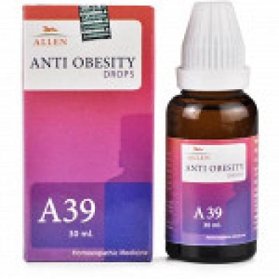 A39 Anti Obesity Drop (30 ml)