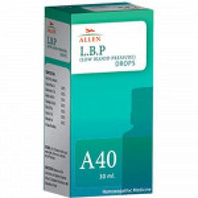 A40 Low Blood Pressure Drop (30 ml)