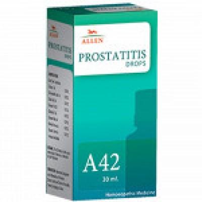 A42 Prostatitis Drop (30 ml)