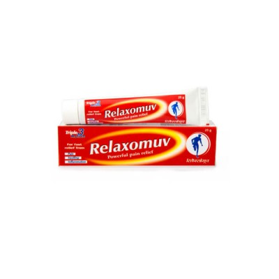 Relaxomuv Ointment (25 gm)