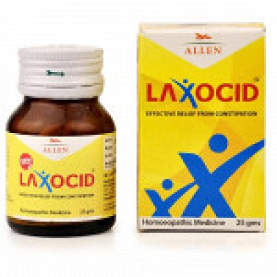 Laxocid Tablet (25 gm)
