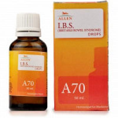 A70 Irritable Bowel Syndrom (30 ml)