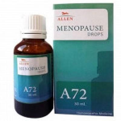 A72 Menopause Drop (30 ml)