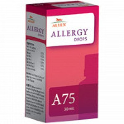 A75 Allergy Drop (30 ml)