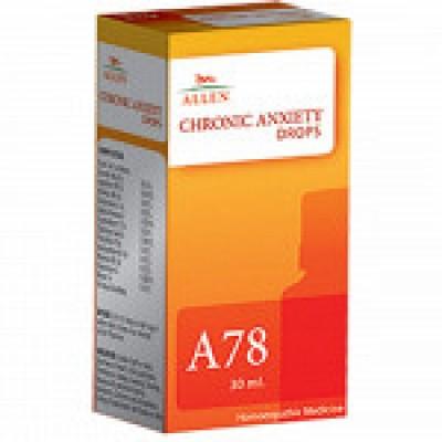 A78 Cronic Anxiety Drop (30 ml)