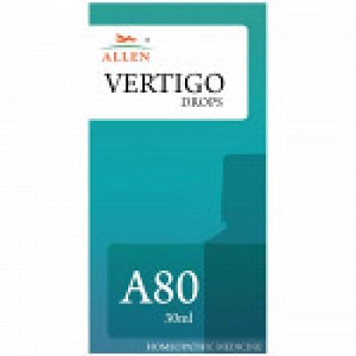 A80 Vertigo Drop (30 ml)