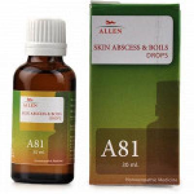 A81 Skin Abcess & Boils Drop (30 ml)