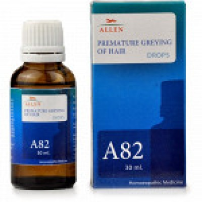 A82 Premature Greying of Hair Drop (30 ml)
