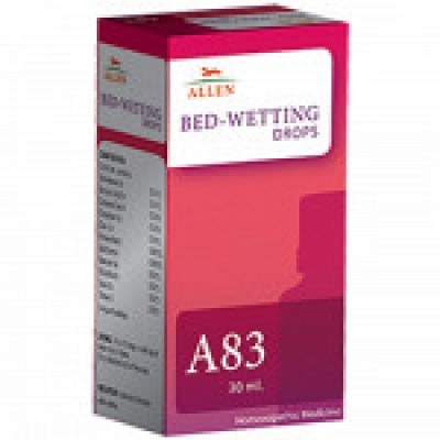 A83 Bed Wetting Drop (30 ml)