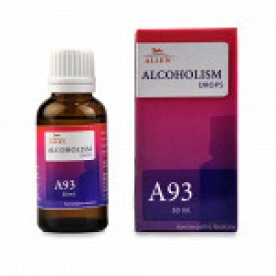 A93 Alcoholism Drop (30 ml)