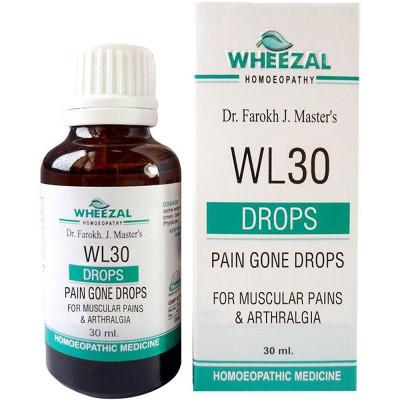 WL-30 Pain Gone Drops (30ml)