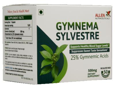 Gymnema Sylvestre (50 Capsule)