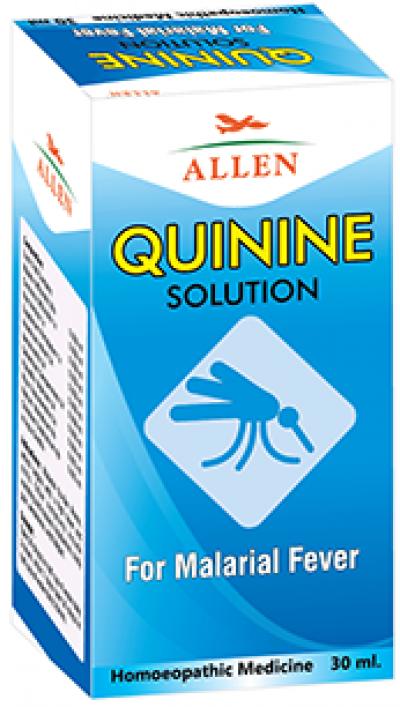 Quinine Solution Drop (30 ml)