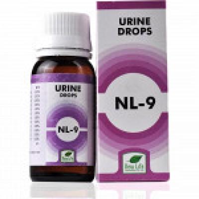 NL 9 Urine Drops (30 ml)