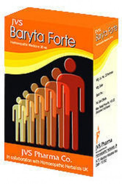 Baryta Forte Twin Pack Drops (30 ml)