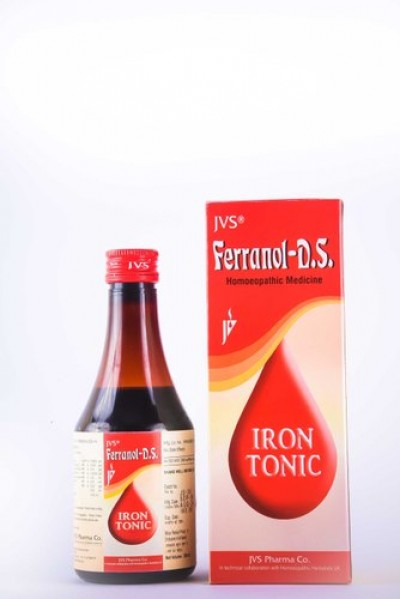 Ferranol DS. Syrup (200 ml)