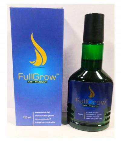 Trident Herbals Full Grow Hair Oil (120 ml)