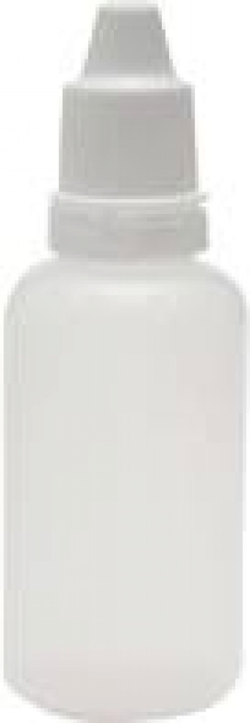 Homoeopathic 15ml Sealed Liquid Dropper Bottles with Cap and Inner Droper - 100pieces